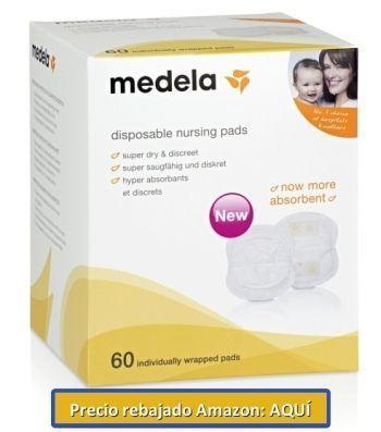 60 discos protectores de medela